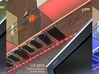 LED – эффект от ума:  в . Автор – ИП OLMIN - Архитектурная студия Олега Минакова