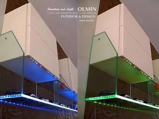 minimalist  by ИП OLMIN - Архитектурная студия Олега Минакова, Minimalist