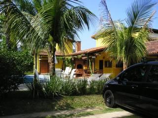 Casas tropicais por Metamorfose Arquitetura e Urbanismo Tropical