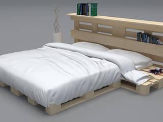 homify ChambreLits & têtes de lit