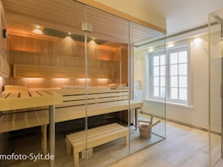 Immofoto-Sylt Country style spa