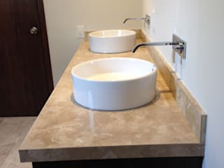 Moderne Badezimmer von Alejandra Zavala P. Modern