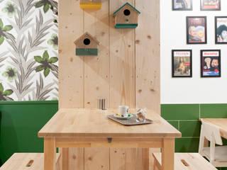 "Trendy Place ""Bagels"" Gastronomie scandinave par Marie Dumora Scandinave"