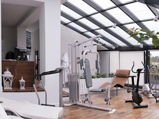 Gym by COOLDESIGN, Modern