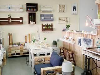 PalettenArt ® - showroom und Ladenwerkstatt:  Ladenflächen von PalettenArt
