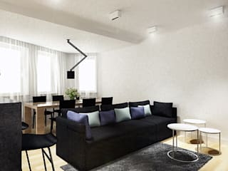 Living room by COOLDESIGN, Modern