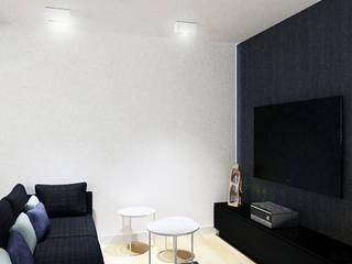 Salon de style  par COOLDESIGN, Moderne