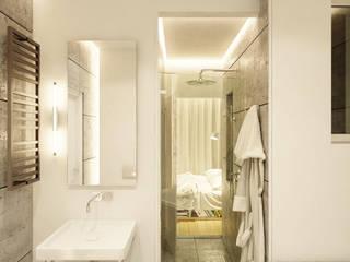 Salle de bains de style  par COOLDESIGN, Moderne