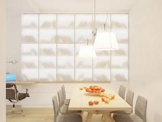 Salle à manger de style  par COOLDESIGN, Moderne
