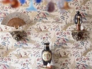 Salon colonial par Prosperity Colonial