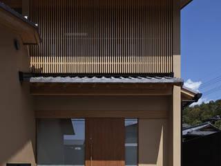 京都市Tn邸: 空間工房 用舎行蔵 一級建築士事務所が手掛けた家です。,和風