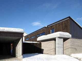HUTー K: 山之内建築研究所が手掛けた家です。,オリジナル