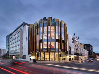Theatre Royal Sedi per eventi moderne di Reggiani SPA Illuminazione Moderno