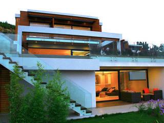 Zen Bodrum Casas modernas de ARTHUR&MILLER Moderno