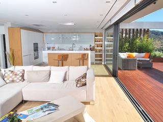 Zen Bodrum ARTHUR&MILLER Modern kitchen