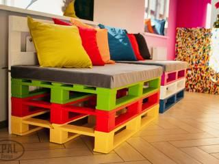 EPAL Design:  tarz Ofis Alanları & Mağazalar