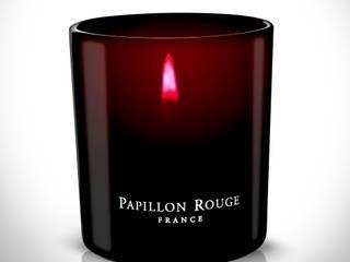 Bougie Papillon Rouge Collection Vibrato : + de 40 parfums sans CMR:  de style  par Papillon Rouge