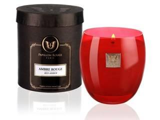 Bougie Papillon Rouge Collection Opaline : + de 40 parfums sans CMR:  de style  par Papillon Rouge