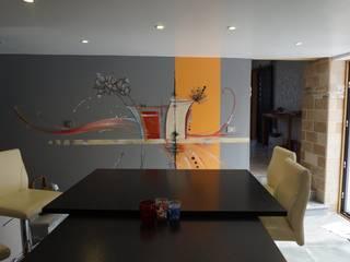 fresques artistiques par Emilie Cardinale Éclectique