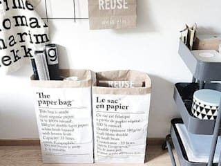 Le Sac en Papier:   by peastyle