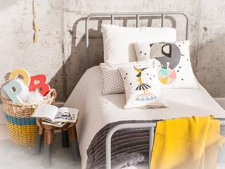 Ideas para decorar una habitación infantil de estilo industrial. BEL AND SOPH Dormitorios infantiles de estilo industrial