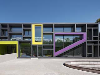 Escolas  por greenbox Landschaftsarchitekten PartG