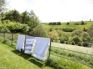 Organic hand loomed towels.:   by punica Ltd.