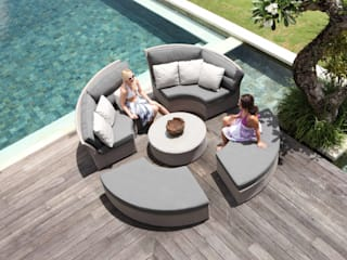 Chill Out: modern  by Jusi Colour , Modern