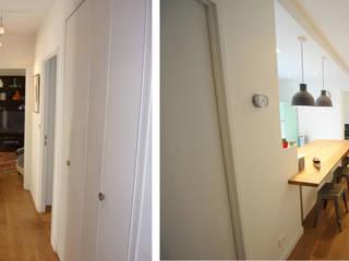 Appartement 3 pièces - 63m2 par Créateurs d'interieur - Nantes