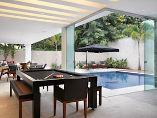 Patios & Decks by Arquitetura e Interior,