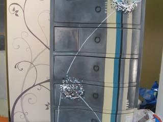 création et rénovation de meubles par Emilie Cardinale Moderne