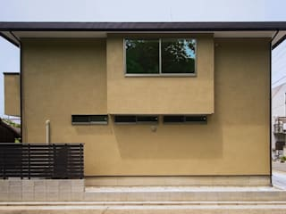Scandinavian style houses by 青木昌則建築研究所 Scandinavian