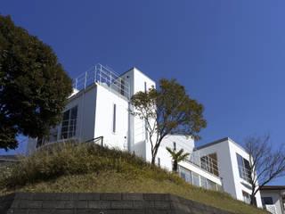 Modern Houses by (有)設計工房TOGAWA Modern