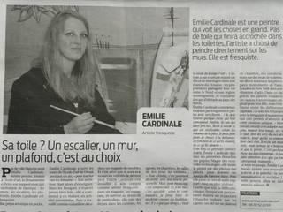 presse par Emilie Cardinale Classique