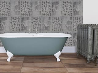 Victorian Bisley Inspired Bathroom Range by UKAA UKAA | UK Architectural Antiques BathroomBathtubs & showers