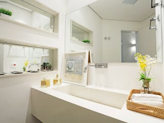 Mayra Lopes Arquitetura | Interiores 浴室