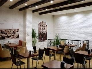 Vardek Varlıbaş Dekorasyon – Fiber Tuğla Duvar Paneli:  tarz