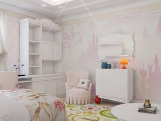 Chambre d'enfant classique par Частный дизайнер и декоратор Девятайкина Софья Classique
