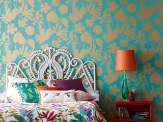 Tapete Jersey:  Wände & Boden von Tapeten der 70er