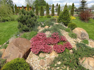 Уютный цветочный сад от ЛАНДАРХ Кантри