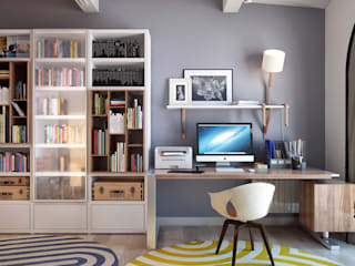 Sweet Home Design Study/office