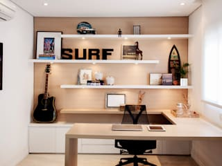 Study/office by Helô Marques Associados