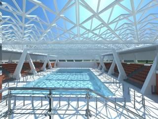 Modern Pool by GINO SPERA ARCHITETTO Modern