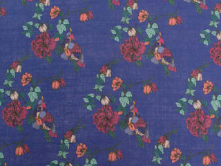 Paradise Parrot Fabric:   by Occipinti