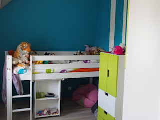 agence MGA architecte DPLG Modern nursery/kids room