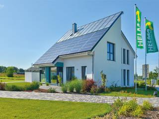 """Das """"EnergieAutarkeHaus von HELMA"""" Moderne Häuser von Helma Eigenheimbau AG Modern"""
