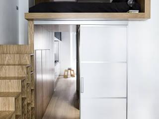 Спальня в стиле модерн от Studio Tenca & Associati Модерн