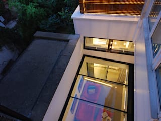 Exterior Vew homify Casas de estilo moderno