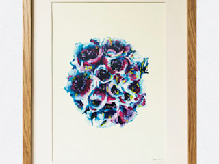 English Garden Limited Edition Print:   by Occipinti