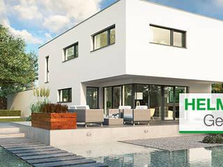 HELMA? Gerne wieder! Moderne Häuser von Helma Eigenheimbau AG Modern